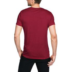 VAUDE Sveit Shirt Men dark indian red